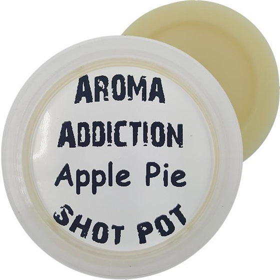 Apple Pie Soy Shot Pot - Intro Offer 50% off - Scented melts - Aroma Addiction- - 1