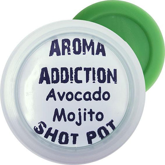 Seconds - Avocado Mojito Soy Shot Pot Scented melts Aroma Addiction
