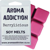 Berrylicious Soy Melt Pack - End of Line Scented melts Aroma Addiction