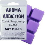 Black Raspberry Sugar Soy Melt Pack