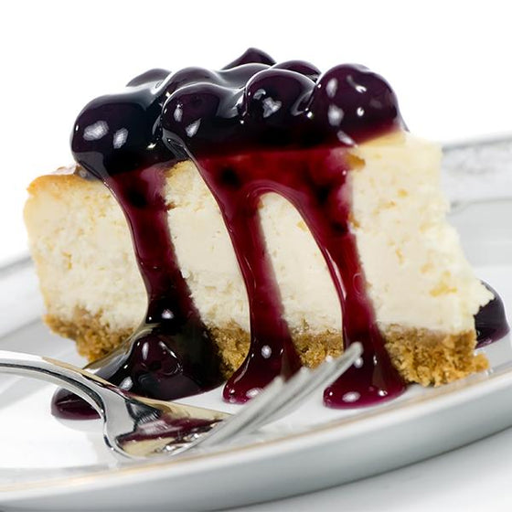 Blueberry Cheesecake Soy Shot Pot