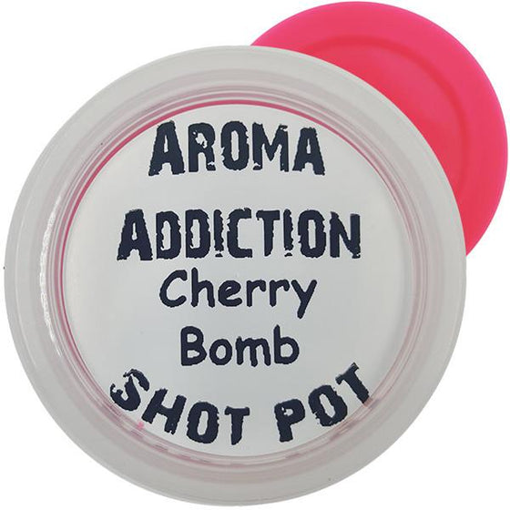 Cherry Bomb Soy Shot Pot - Scented melts - Aroma Addiction- - 1