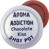 Chocolate Kiss Soy Shot Pot Scented melts Aroma Addiction