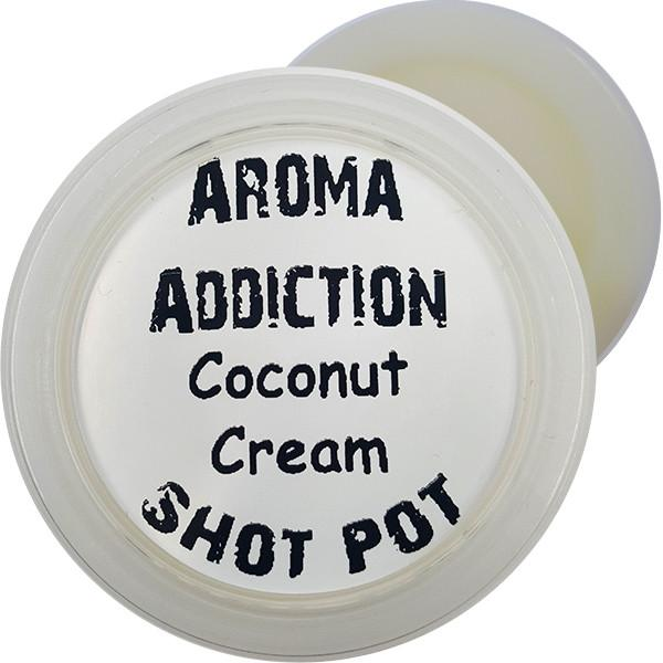 Coconut Cream Soy Shot Pot