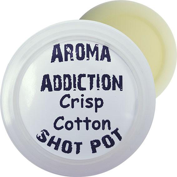 Crisp Cotton Soy Shot Pot