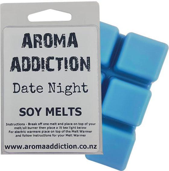 Date Night Scented Soy Melt Pack - Scented melts - Aroma Addiction- - 1
