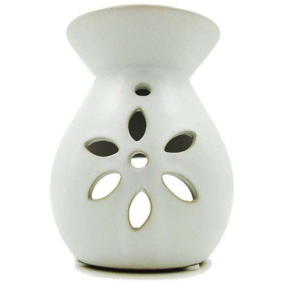Floral - White Melt Burner -  - Aroma Addiction-
