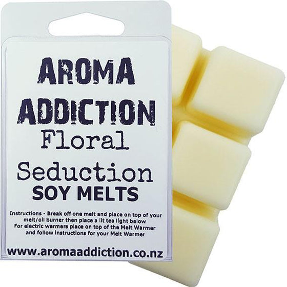 Floral Seduction Soy Melt Pack  Aroma Addiction