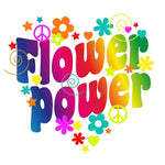 Flower Power Soy Shot Pot