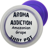 Amazonian Grape Soy Shot Pot Scented melts Aroma Addiction