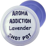 Lavender Soy Shot Pot Scented melts Aroma Addiction