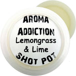 Lemongrass and Lime Shot Pot Soy Melts