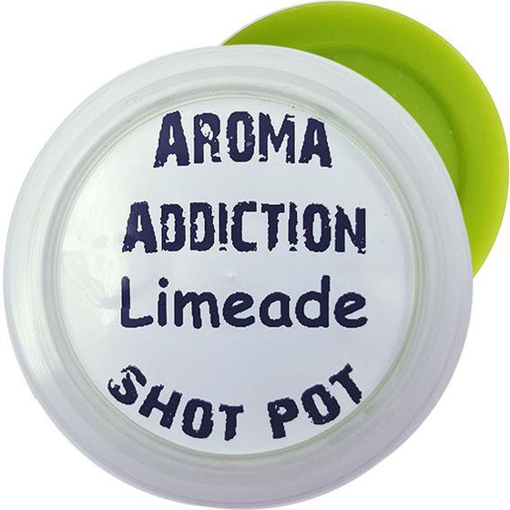 Limeade Soy Shot Pot Scented melts Aroma Addiction