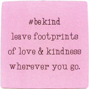 #bekind Inspirational Fridge Magnet gift Aroma Addiction