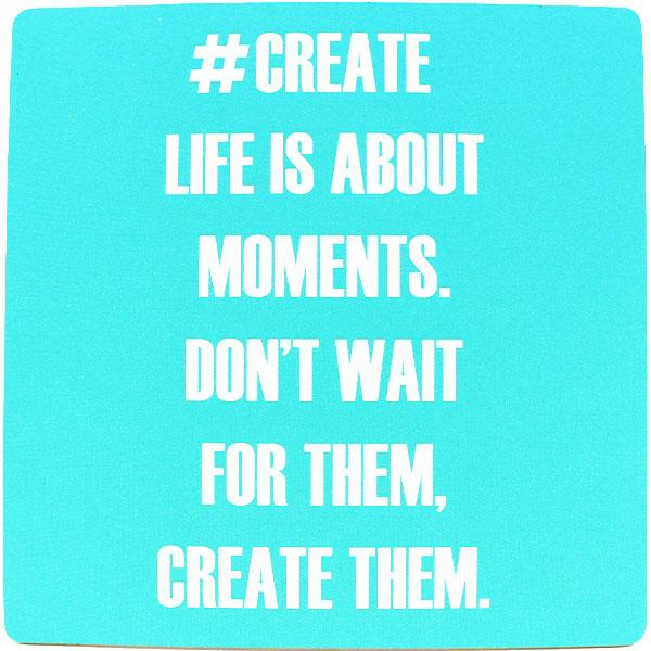 #create Inspirational Fridge Magnet