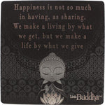 Little Buddha Inspirational Fridge Magnet #1