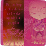 Little Buddha Inspirational Fridge Magnet #3 gift Aroma Addiction