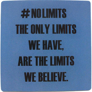 #nolimits Inspirational Fridge Magnet gift Aroma Addiction