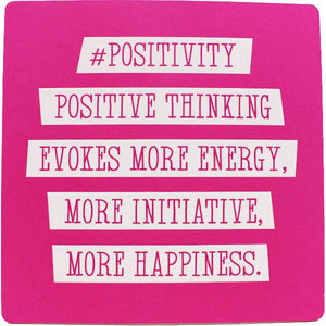 #positivity Inspirational Fridge Magnet gift Aroma Addiction
