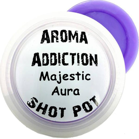Majestic Aura Soy Scented Shot Pot