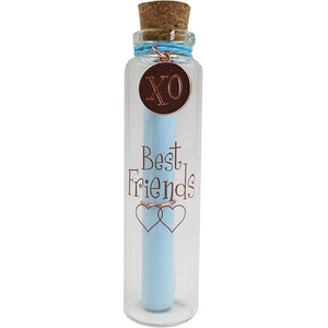 Personalized Message in A Bottle - Best Friends gift Aroma Addiction