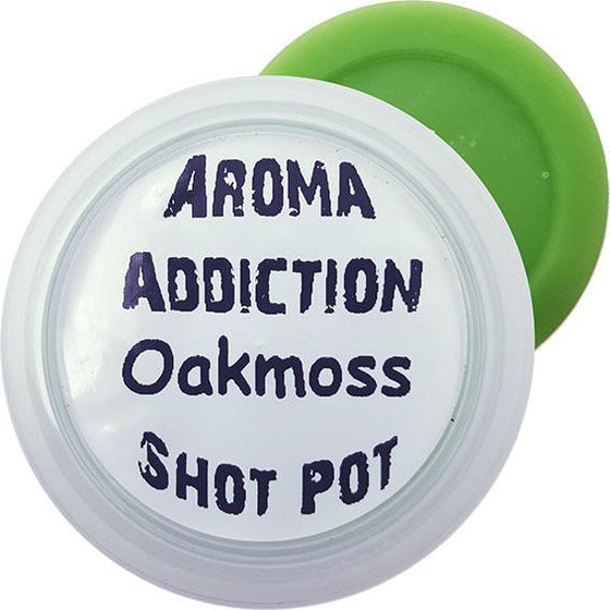 Oakmoss Soy Shot Pot Scented melts Aroma Addiction