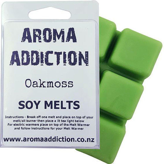 Oakmoss Melt Pack Scented melts Aroma Addiction