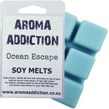 Ocean Escape Soy Melt Pack Scented melts Aroma Addiction