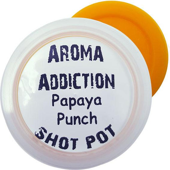 Papaya Punch Soy Shot Pot Scented melts Aroma Addiction