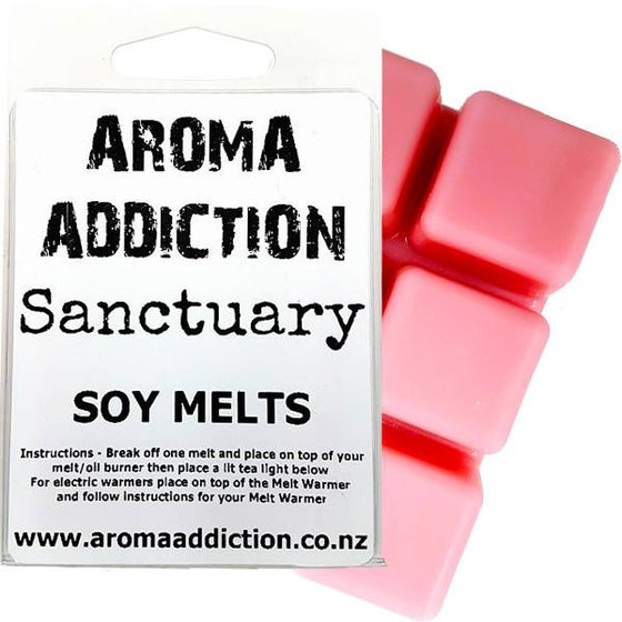 Sanctuary Scented Melt Pack