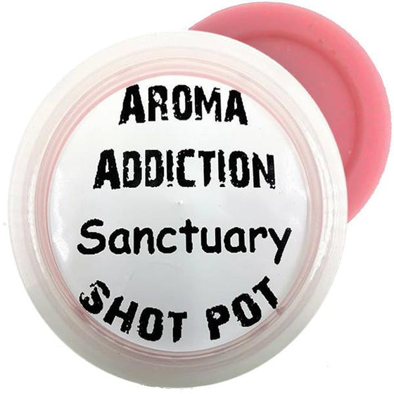 Sanctuary Scented Shot Pot Soy Melts