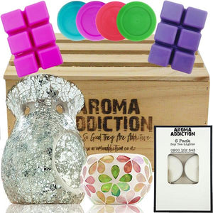 Crystal Clear Pamper Gift Hamper  Aroma Addiction