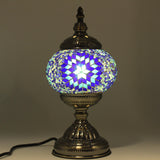 Turkish Mosaic Lamp - Snowflake