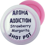 Strawberry Margarita Soy Shot Pot