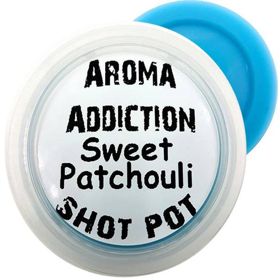 Sweet Patchouli Shot Pot Soy Melt