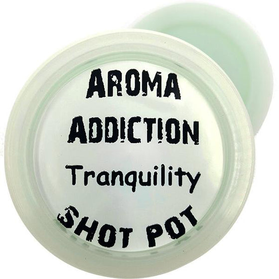 Tranquillity Soy Shot Pot - Scented melts - Aroma Addiction- - 1
