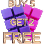 Buy 5 Soy Melt Packs Get Two FREE