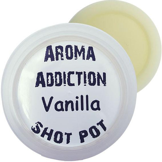 Vanilla Soy Shot Pot Scented melts Aroma Addiction