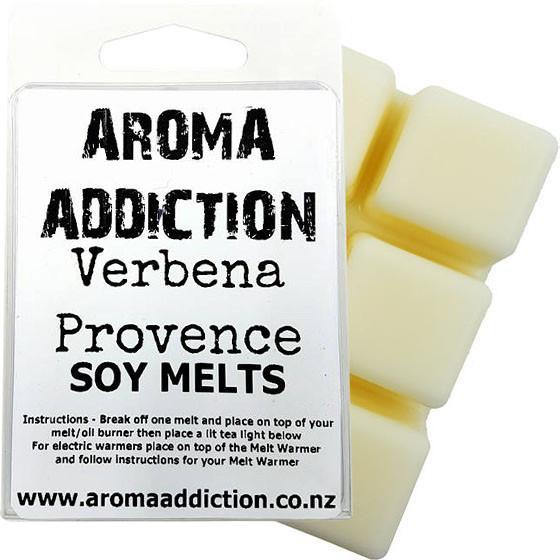 Verbena Provence Soy Scented Melts