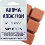 Wild Wood Melt Pack Scented melts Aroma Addiction