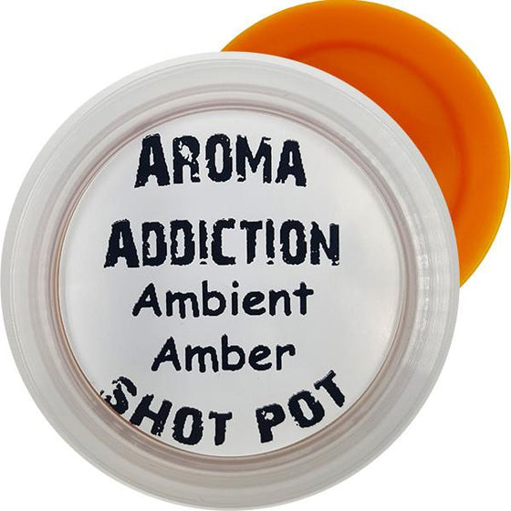 Ambient Amber Soy Shot Pot - Scented melts - Aroma Addiction- - 1