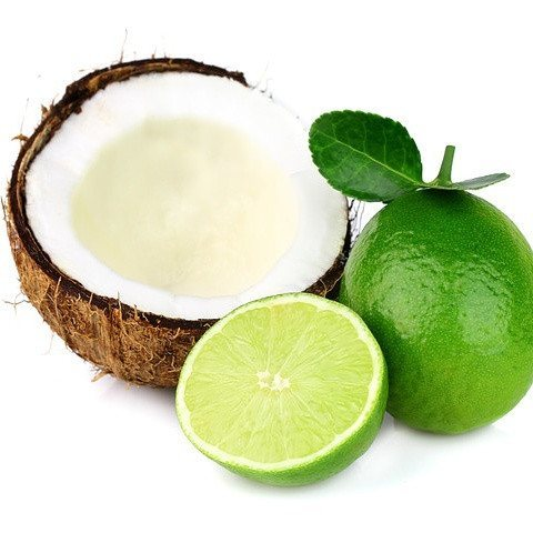 Coconut Lime Soy Shot Pot Scented melts Aroma Addiction