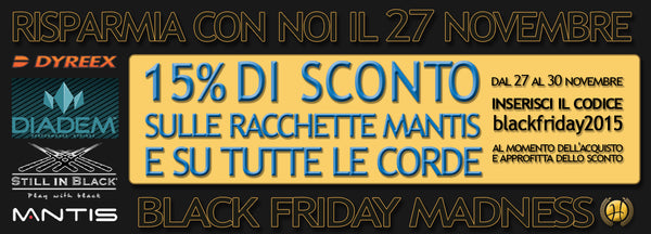 HMA Sport Sconti Black Friday 2015