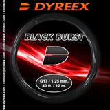 Dyreex Black Burst - Corda Tennis