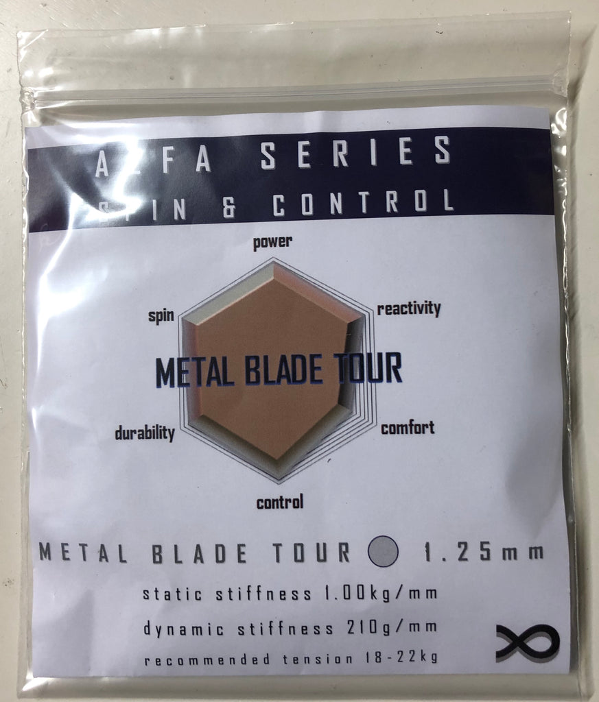 INFINITE - Metal Blade Tour
