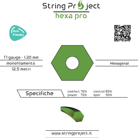 String Project Hexa Pro