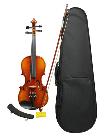 Artist SVN44 Solid Wood Student Violin Package 4/4  Full Size