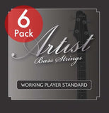 Artist BST45100 6 sets Electric Bass Guitar Strings 45-100