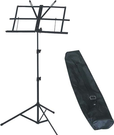 Artist MUS006 Fold-able Music Stand with Bag