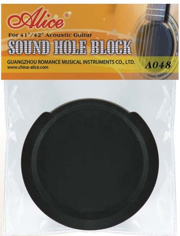 Alice A048 Guitar Sound Hole Block/Feedback Buster for 41/42 Guitars